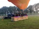 Magnifieke ballon vlucht omgeving Tilburg zondag 20 mei 2018