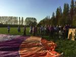 Unieke luchtballonvaart regio Beesd op zondag 21 april 2019