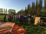 Te gekke luchtballonvaart vanaf startlocatie Beesd op zondag 21 april 2019