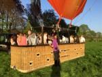 Betoverende luchtballonvaart in Beesd op zondag 21 april 2019