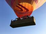 Te gekke heteluchtballonvaart startlocatie Beesd op zondag 21 april 2019