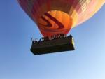 Jaloersmakende ballon vlucht opgestegen op startlocatie Beesd op zondag 21 april 2019