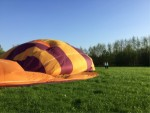 Fantastische luchtballonvaart vanaf opstijglocatie Beesd op zondag 21 april 2019