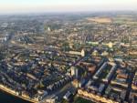 Ongelofelijke mooie luchtballonvaart in de omgeving van Maastricht op zondag 21 april 2019