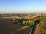 Exceptionele ballon vaart in de omgeving Maastricht op zondag 21 april 2019
