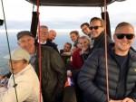 Jaloersmakende luchtballonvaart regio Hengelo op zondag 21 oktober 2018