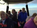 Exceptionele ballonvlucht in Hengelo op zondag 21 oktober 2018
