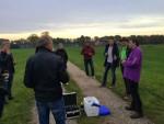 Fascinerende luchtballonvaart omgeving Ommen op zondag 21 oktober 2018