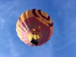 Super ballon vlucht vanaf startveld Sittard op zondag 21 oktober 2018