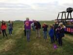 Fenomenale ballonvaart omgeving Sprang-capelle op zondag 21 oktober 2018
