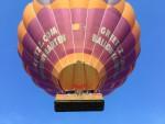 Verrassende ballonvlucht regio Sprang-capelle op zondag 21 oktober 2018