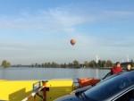 Voortreffelijke ballonvaart opgestegen op startveld Sprang-capelle op zondag 21 oktober 2018