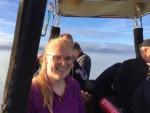 Fascinerende ballonvlucht opgestegen in Sprang-capelle op zondag 21 oktober 2018