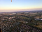 Fabuleuze luchtballonvaart boven de regio Arnhem zondag 22 juli 2018