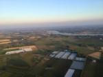 Jaloersmakende ballonvlucht gestart op opstijglocatie Beesd zondag 22 juli 2018