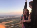 Bijzondere heteluchtballonvaart in de omgeving Beesd zondag 22 juli 2018