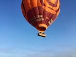 Voortreffelijke heteluchtballonvaart gestart in Hendrik-ido-ambacht zondag 22 juli 2018