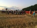 Onovertroffen ballonvaart opgestegen op startlocatie Hendrik-ido-ambacht zondag 22 juli 2018