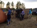Onovertroffen ballonvaart startlocatie Maastricht zondag 22 juli 2018