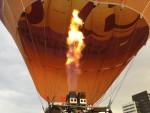 Weergaloze ballonvlucht opgestegen op startlocatie Maastricht zondag 22 juli 2018