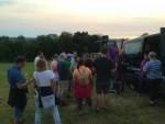 Feestelijke heteluchtballonvaart in de omgeving Maastricht zondag 22 juli 2018