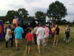 Majestueuze luchtballonvaart in de regio Maastricht zondag 22 juli 2018