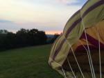 Onovertroffen ballon vlucht boven de regio Maastricht zondag 22 juli 2018