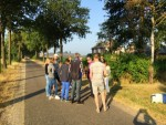 Ongeëvenaarde ballonvlucht opgestegen op opstijglocatie Tilburg zondag 22 juli 2018