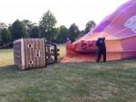 Uitstekende ballon vaart in Enschede zondag 27 mei 2018