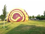 Onovertroffen ballonvlucht over de regio Enschede zondag 27 mei 2018