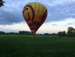 Uitstekende luchtballonvaart in Veghel op zondag 28 april 2019
