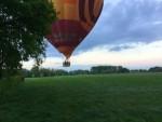 Prachtige ballonvaart in de regio Veghel op zondag 28 april 2019