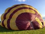 Super heteluchtballonvaart vanaf startlocatie Veghel op zondag 28 april 2019
