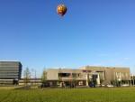 Super luchtballonvaart in de omgeving van Veghel op zondag 28 april 2019