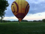 Heerlijke luchtballonvaart in de omgeving van Veghel op zondag 28 april 2019
