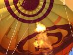 Schitterende ballon vlucht vanaf startveld Veghel op zondag 28 april 2019