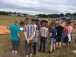 Buitengewone heteluchtballonvaart vanaf startveld Ommen zondag 29 juli 2018
