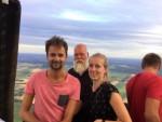 Spectaculaire luchtballonvaart in de regio Ommen zondag 29 juli 2018