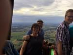 Perfecte luchtballon vaart vanaf opstijglocatie Ommen zondag 29 juli 2018