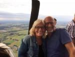 Prachtige ballonvaart opgestegen op startlocatie Ommen zondag 29 juli 2018