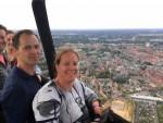 Prettige ballonvaart in Tilburg zondag 29 juli 2018