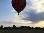 Schitterende luchtballon vaart boven de regio Arnhem zondag  3 juni 2018