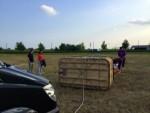 Onovertroffen luchtballonvaart opgestegen in Arnhem zondag  3 juni 2018