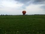 Mooie ballonvaart omgeving Arnhem zondag  3 juni 2018