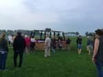 Mooie ballonvaart gestart op opstijglocatie Beesd zondag  3 juni 2018