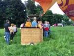Bijzondere ballonvaart in de omgeving van Beesd zondag  3 juni 2018