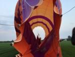 Uitstekende luchtballonvaart regio Beesd zondag  3 juni 2018