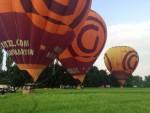 Fantastische ballon vlucht boven de regio Beesd zondag  3 juni 2018