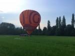Sublieme ballonvlucht vanaf startlocatie Beesd zondag 3 juni 2018