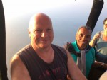 Onovertroffen ballon vlucht vanaf startlocatie Beesd zondag 3 juni 2018